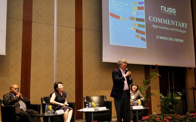 新加坡近期与大国交好 但外交政策仍以亚细安为先-热点新加坡