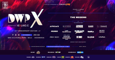 Djakarta Warehouse Project 2018——DWPX-热点新加坡